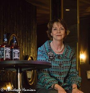 Quand Lynne Tolley présente Jack Daniel's