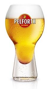 Nouveau verre pour la Pelforth Blonde