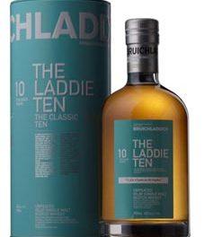 Laddie Ten, le premier 10 ans de Bruichladdich