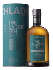 The Laddie Ten, le premier 10 ans de Bruichladdich