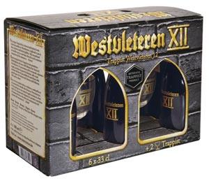 "Coffret ""Pierre d'abbaye""  Westvleteren 12"