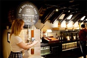 Glengoyne vous invite à tirer votre propre whisky