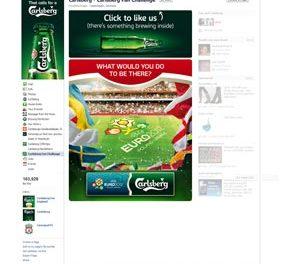 Gagnez vos places pour l'Euro 2012 avec Carlsberg