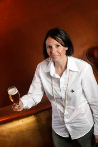 Céline Chauvin, Maître Brasseur chez Brasseries Kronenbourg,