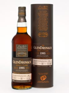 BenRiach et Glendronach en single cask exclusifs
