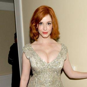 Christina Hendricks trouve le whisky sexy...