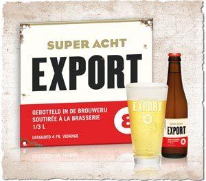 Haacht relance l'Export 8