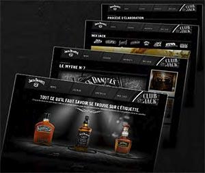 Le site de Jack Daniel's en français