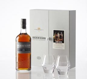 Coffret Three Wood, l'exclu pour la France d'Auchentoshan
