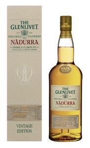 The Glenlivet: le Nàdurra devient vintage
