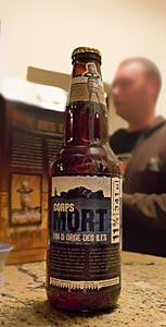 Bière Corps Mort