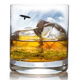 Un futur whisky vraiment on the rocks et bien pur !