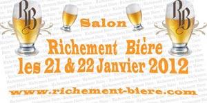 Richement Bière les 21 et 22 janvier