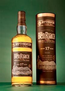 Benriach Septendecim 17 ans