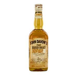 Bourbon John Davon's Marque Repère chez Leclerc