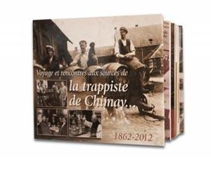 150 ans de Chimay dans un livre
