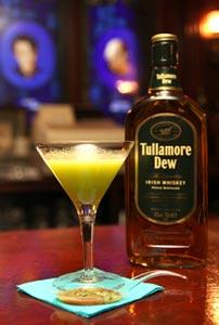 The Yeats, le cocktail Poète et Rebelle Tullamore Dew 2012