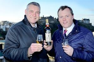 Le rugby célébré par Glengoyne avec son Auld Enemy Dram