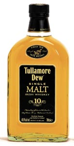 Tullamore Dew Single Malt 10 ans