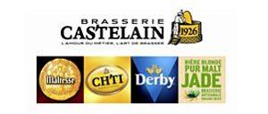 Les bières de Castelain