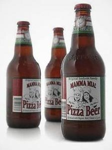 Mama Mia Pizza Beer
