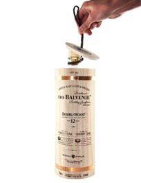 The Balvenie DoubleWood 40°, 12 ans d'âge en coffret dégustation