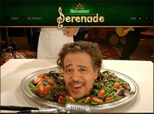 La Sérénade par Heineken