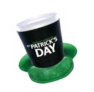 St Patrick's Day avec Guinness