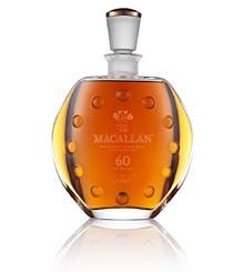 The Macallan et Lalique repassent la carafe