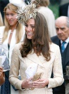 La bière brune et les cheveux de Kate Middleton