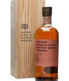 Nikka Single Cask Coffey Grain 1997