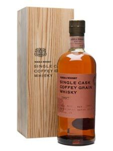 Nikka Single Cask Coffey Grain 2007