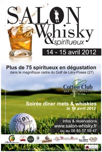 1er salon du whisky en Normandie