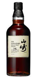Le Yamazaki 25 YO de Suntory