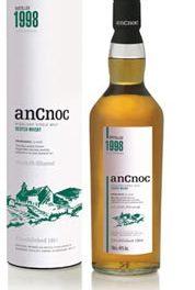 Knockdhu lance son anCnoc Vintage 1998