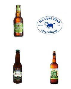Bières et chocolats