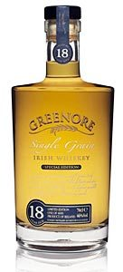 Greenore Single Grain 18 ans