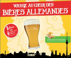 Les Soirees Maltées bières Allemandes
