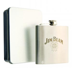 Flasque Jim Beam