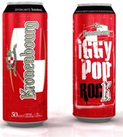 Boite Kro Iggy Pop