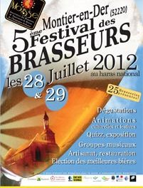 Le retour du Festival des Brasseurs de Montier-en-Der