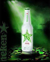 Heineken dévoile sa bouteille Metronomy