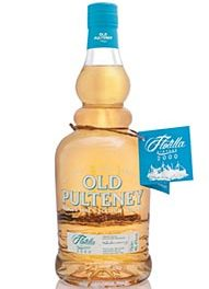 Flotilla 2000, le premier Single Malt millésimé d'Old Pulteney