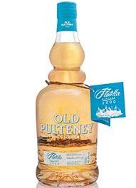 Flotilla 2000, le premier Single Malt millésimé d'Old Pulteney