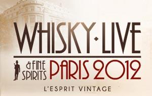Whisky Live Paris 2012