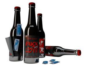 Fuck and Love, la bière… de l'amour !