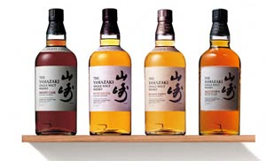 The Yamazaki Cask Collection 2011 dévoilée !