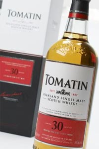 Tomatin remporte le premier prix du Whisky Fringe d'Edimbourg.