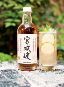Elderflower Highball Nikka