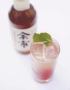 L'Hokkaido Fairy, cocktail au Yoichi Nikka par Carlos Madriz